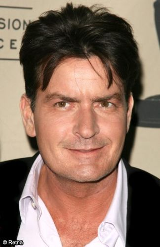 charlie sheen younger years. Could he be facing 2 1/2 years