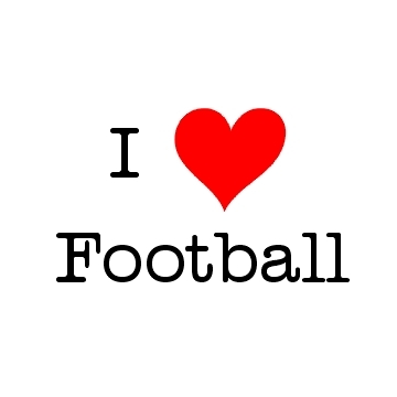 Love Image Photos on Ode To Football   Brad S Blog