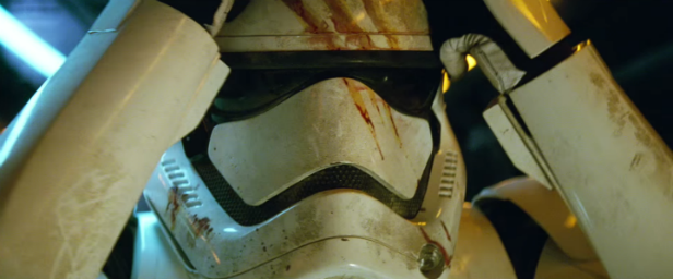 bloody stormtrooper